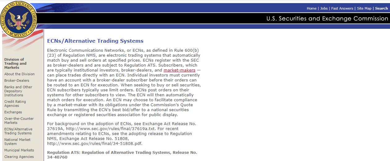 ECN US SEC