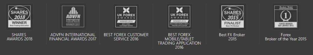 GKFX GKPro awards