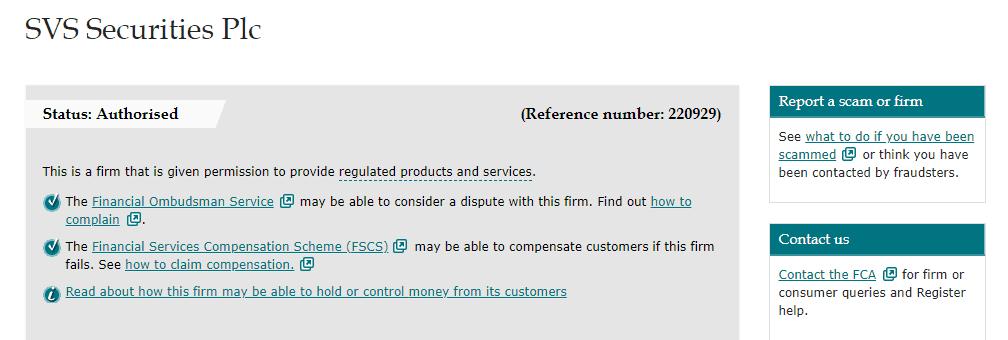 SVSFX license