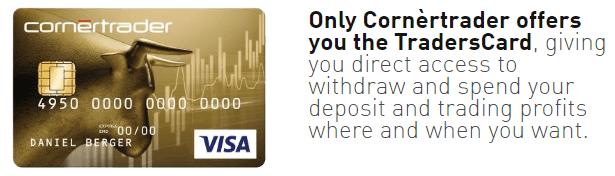 CornerTrader card