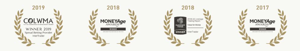 InterTrader awards
