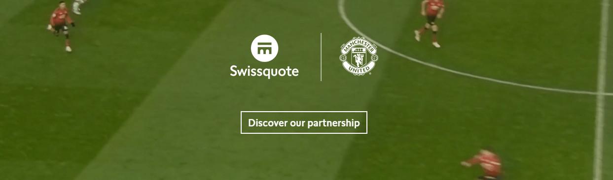 Swissquote MAnchester United