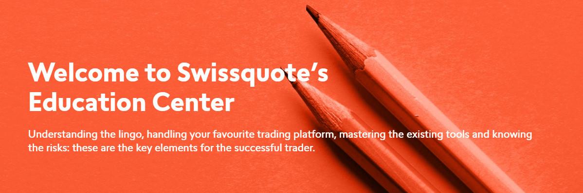Swissquote education