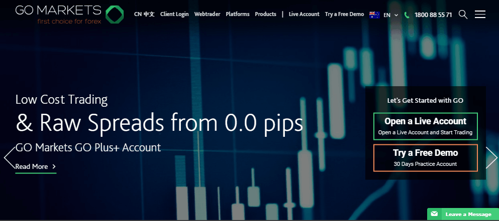 GO Markets Review