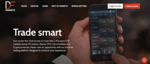 DF Markets Review