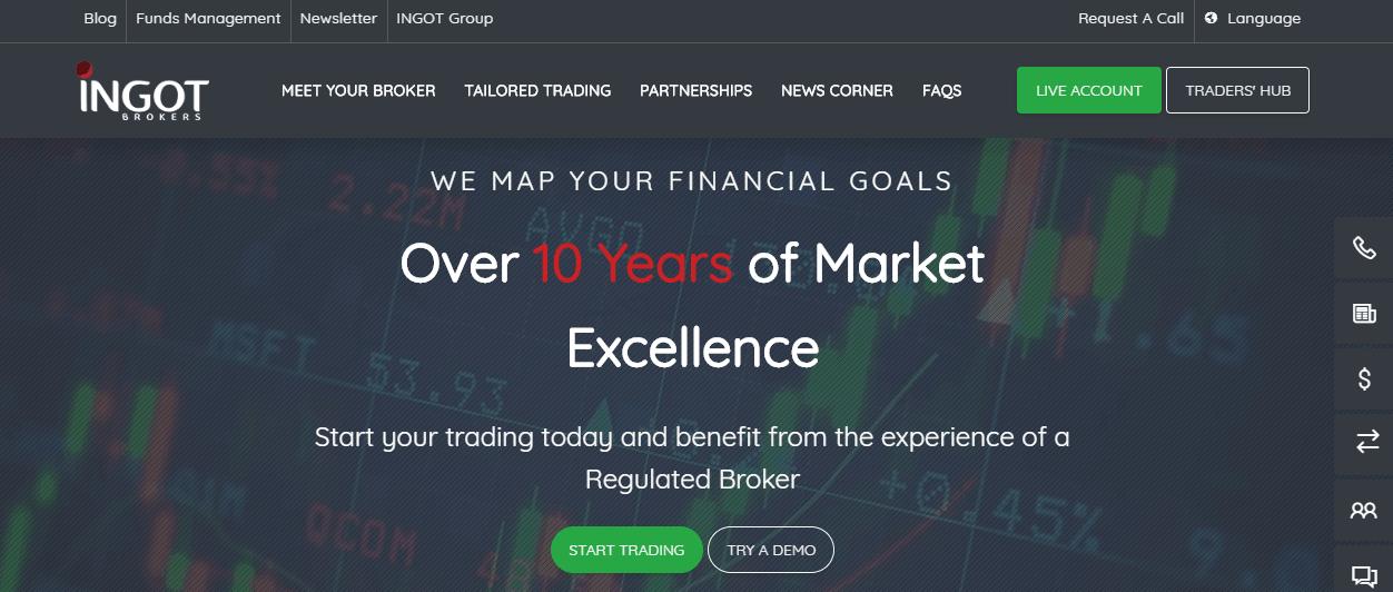 INGOT website
