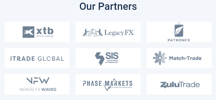 X Open Hub partners