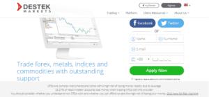 Destek Markets Review