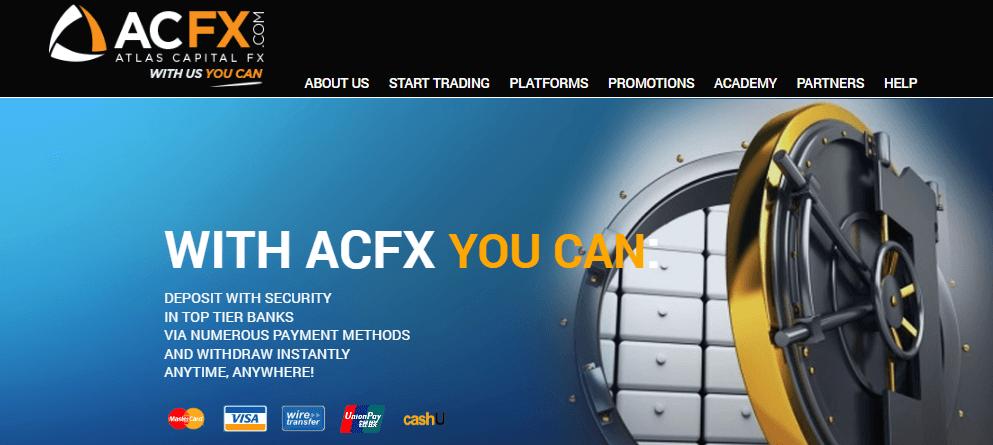 Acfx forex news fipse seilern investment
