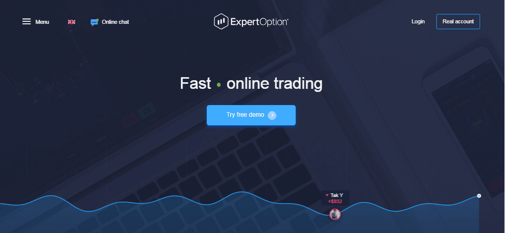 Expert Option Review
