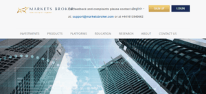 Markets Broker Review