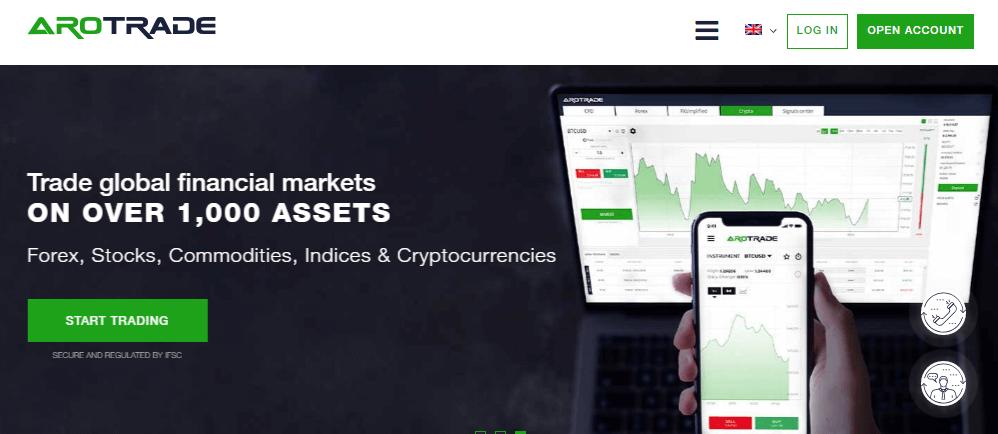 platformă de tranzacționare recenzii arotrade bani electronici cum să câștigi