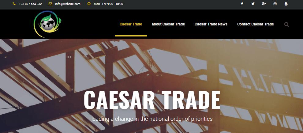 Caesar Trade Review