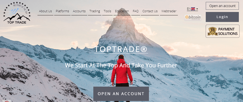TopTrade Review