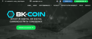 BK-Coin Review
