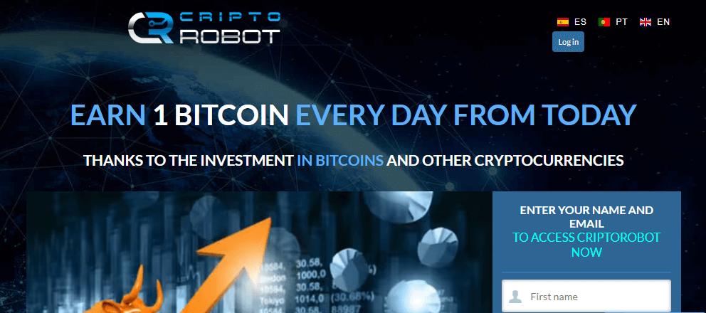 CriptoRobot Review