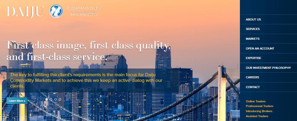 Daiju Commodity Markets Review