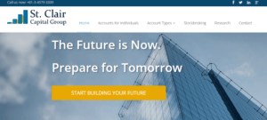 St Clair Capital Group Review
