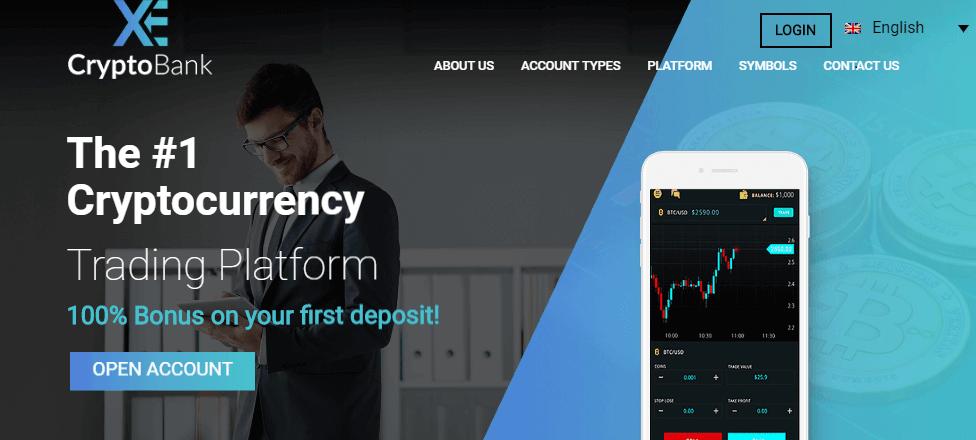 XECrypto Bank Review