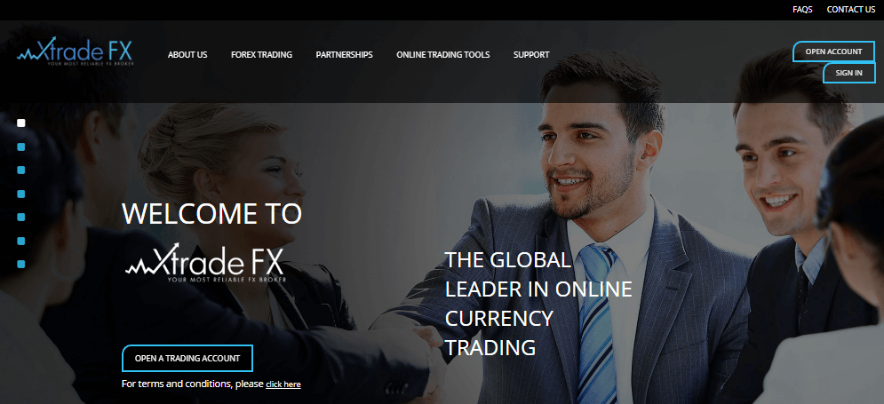 XtradeFX Review