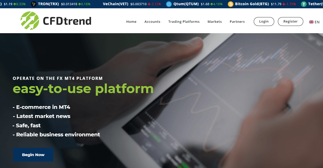 CFD Trend Review