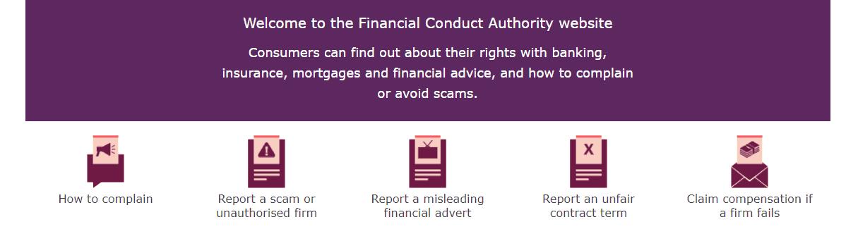 FCA Consumer Support