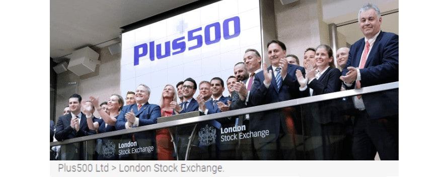 Plus500 investors