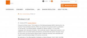 Brokerz review