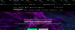 Kronosinvest review
