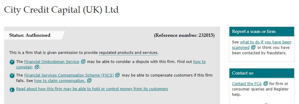 CIX Markets license