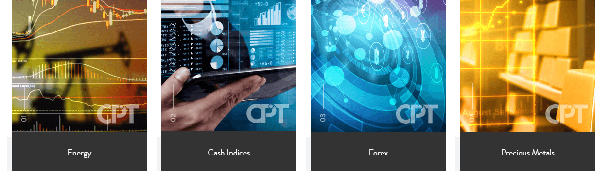 CPT Markets UK markets