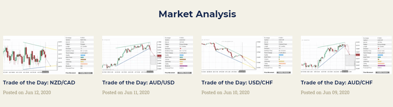 MEX Exchange analysis