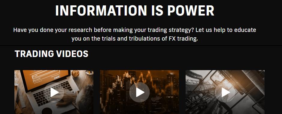 TIO Markets education