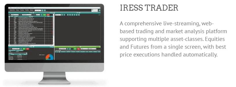 Valbury Capital IRESS platform