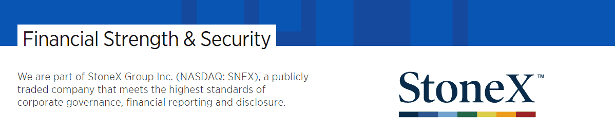 Forex.com recognition