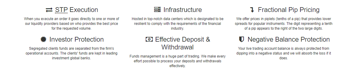 TriumphFX trading benefits