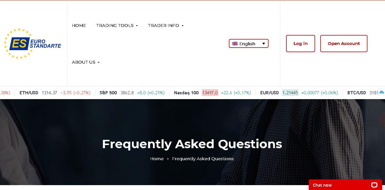 Is Eurostandarte.com A Legal Broker?