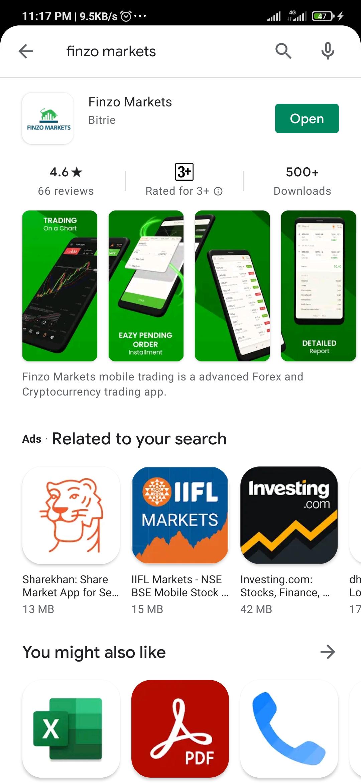 Is Finzo Markets Licensed??