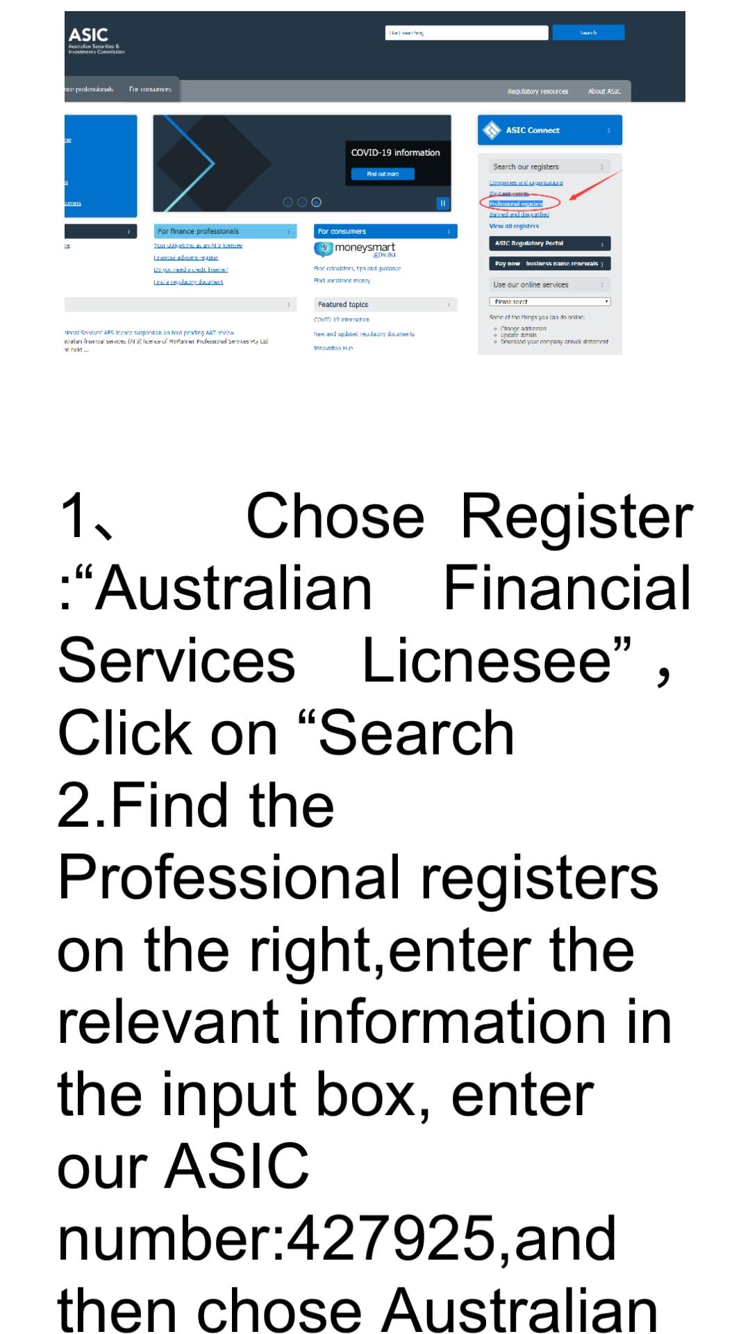 Bedbrook International Fraudulent Website
